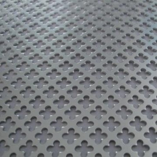 Perforated Aluminum Panels : Perforated metal panels panel size mmx mm sheet