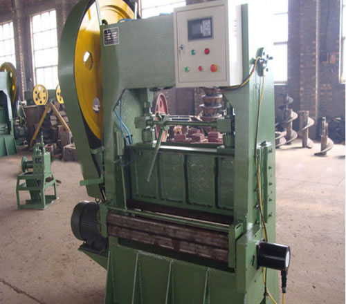 Perforated Metal Machine Punching Press With Numeral